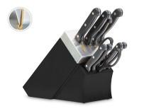 Chef Power Набор ножей с подставкой и ножеточкой