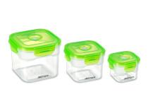 Вакуумные контейнеры MultiFresh (3 шт.)