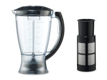 Чаша для смешивания с фильтром для кухонного комбайна 7в1