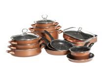 CopperLUX Набор кухонной посуды Full