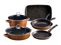Stone Legend CopperLUX Набор кухонной посуды Master