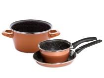 CopperLUX Набор кухонной посуды Масленица