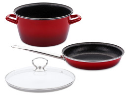 Набор посуды FiveStar Legend Triple 24 см