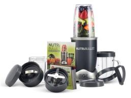Экстрактор питательных веществ NutriBullet 12 частей - в Кредит всего за 299 леев/месяц