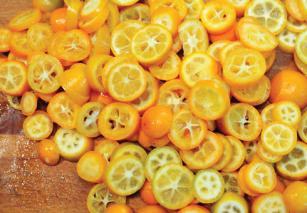 Медовый саварен с лимоном