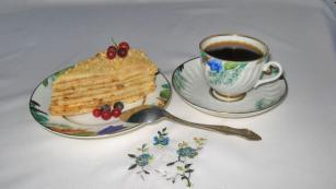Торт Минутка