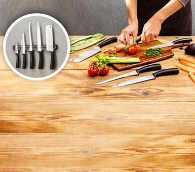 Новый набор ножей Brava