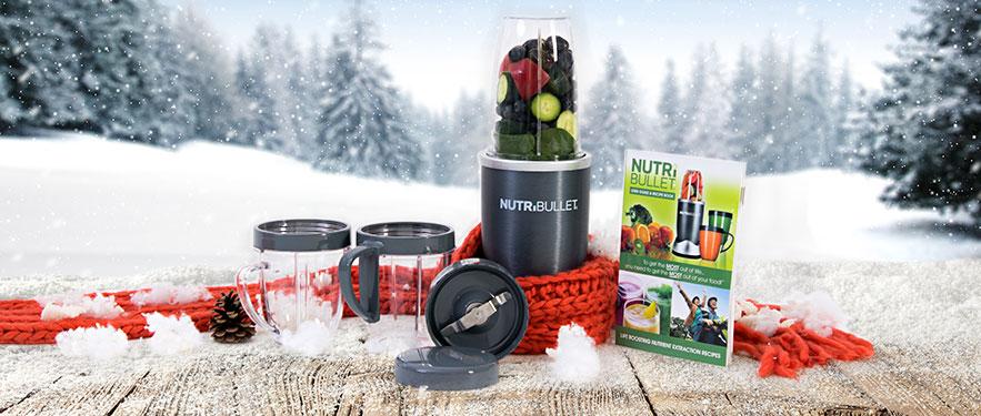 Экстрактор питательных веществ Nutribullet Supreme