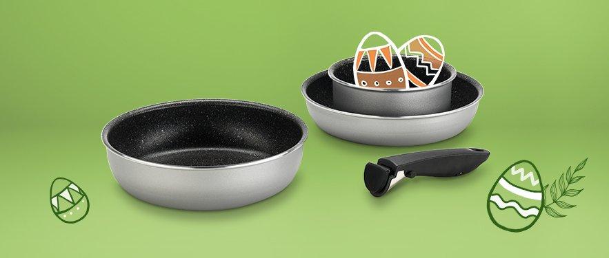 Набор посуды Green Planet Starter
