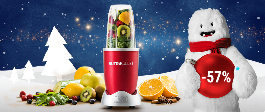 Экстрактор питательных веществ Nutribullet - Самая Низкая Цена!