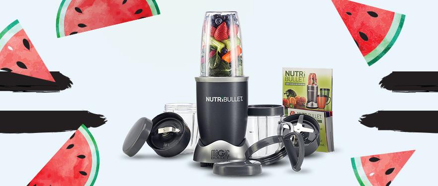 Nutribullet - 12 частей