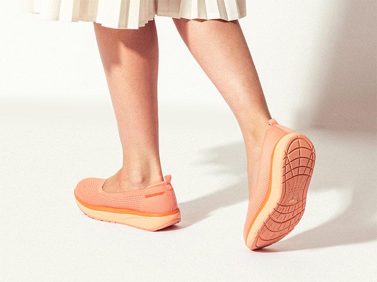 Сетчатые балетки Walkmaxx Comfort