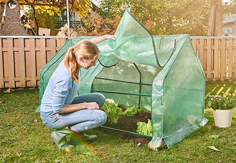 Садовая теплица Delimano Grow