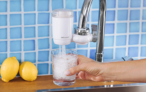 Проточный фильтр для воды Delimano