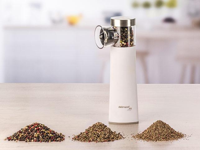 Автоматическая мельница для соли и перца Delimano Joy