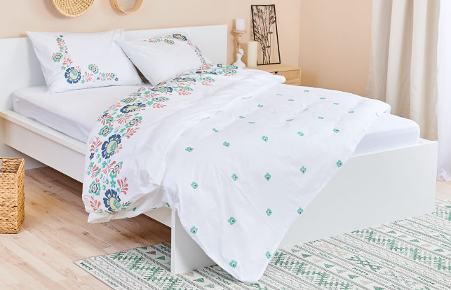 Комплект постельного белья Dormeo Ethnic II