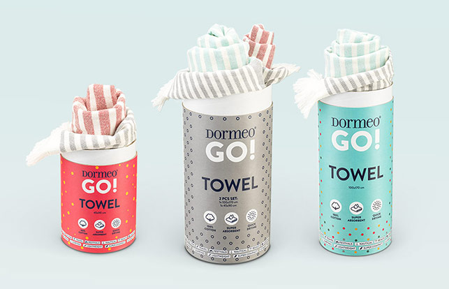 Полотенце Dormeo GO!